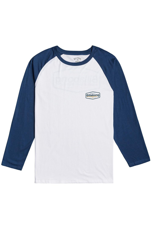L-Sleeve Billabong MONTANA LS Denim Blue