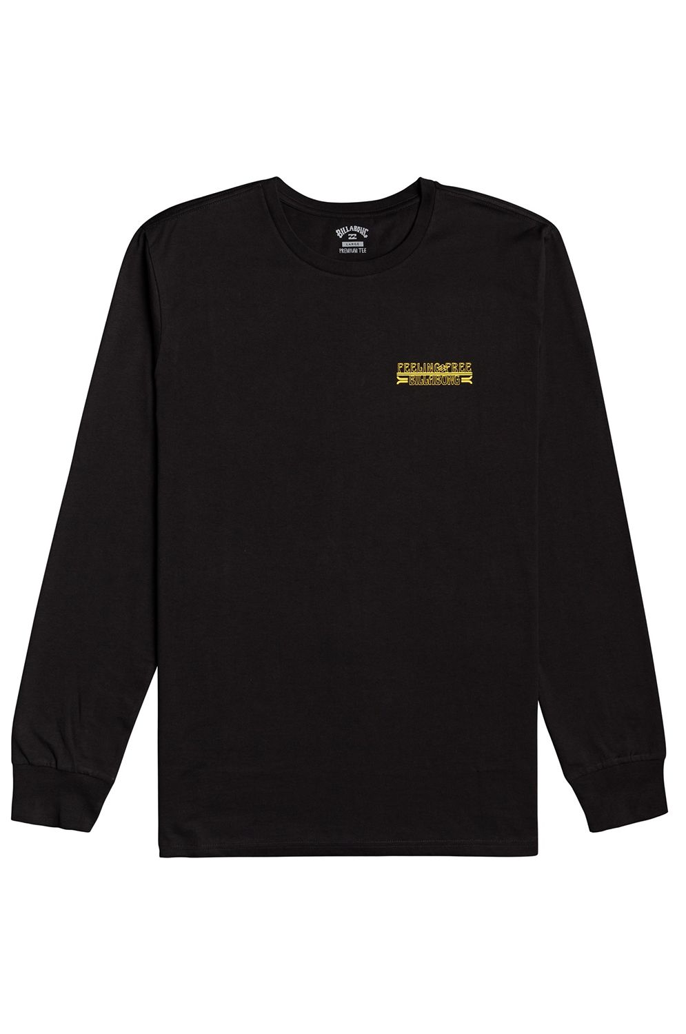L-Sleeve Billabong BLOW SKULL LS Black