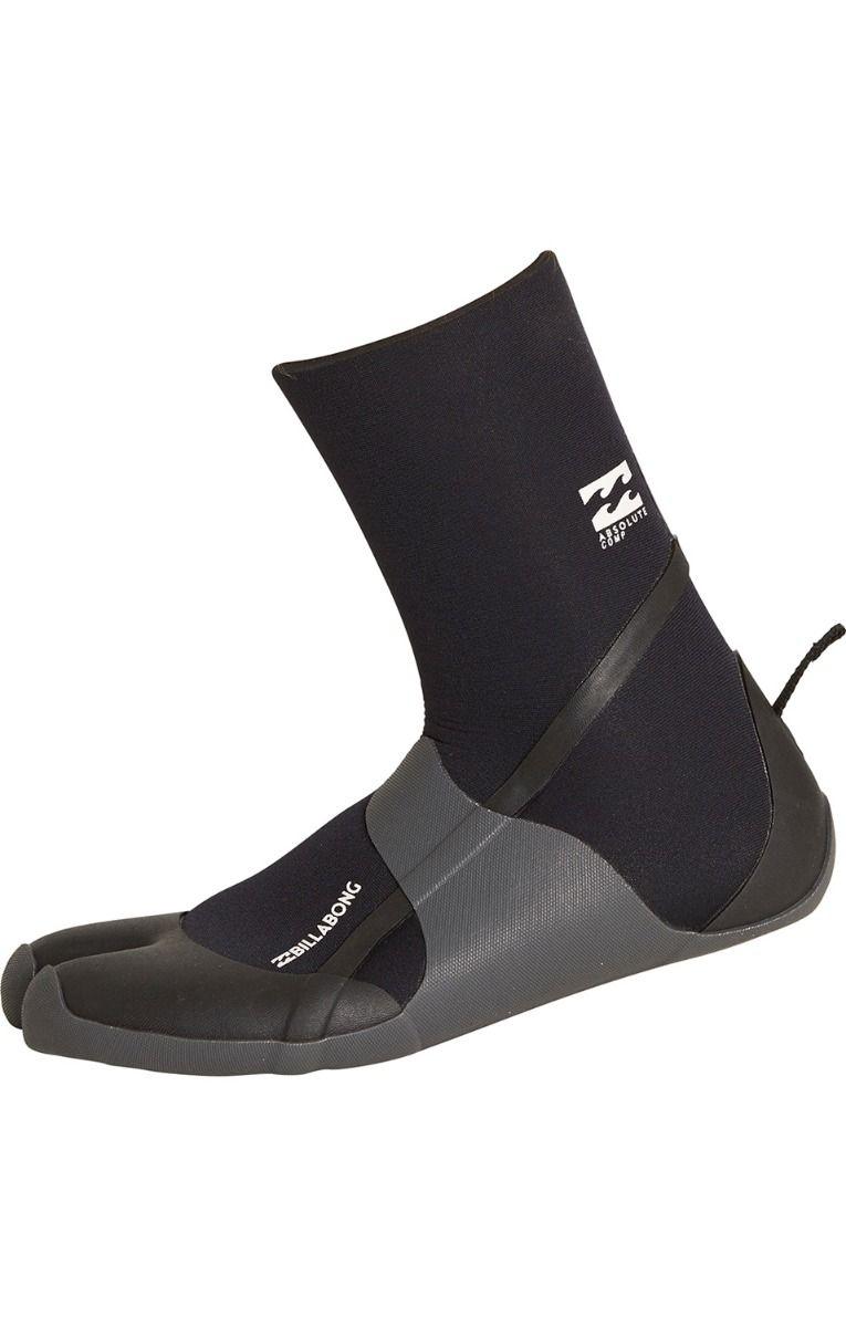 Billabong Neoprene Boots 3MM REV SP Black