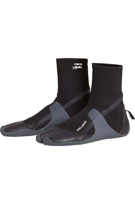 Billabong Neoprene Boots 3MM FURN ABSO ST Black