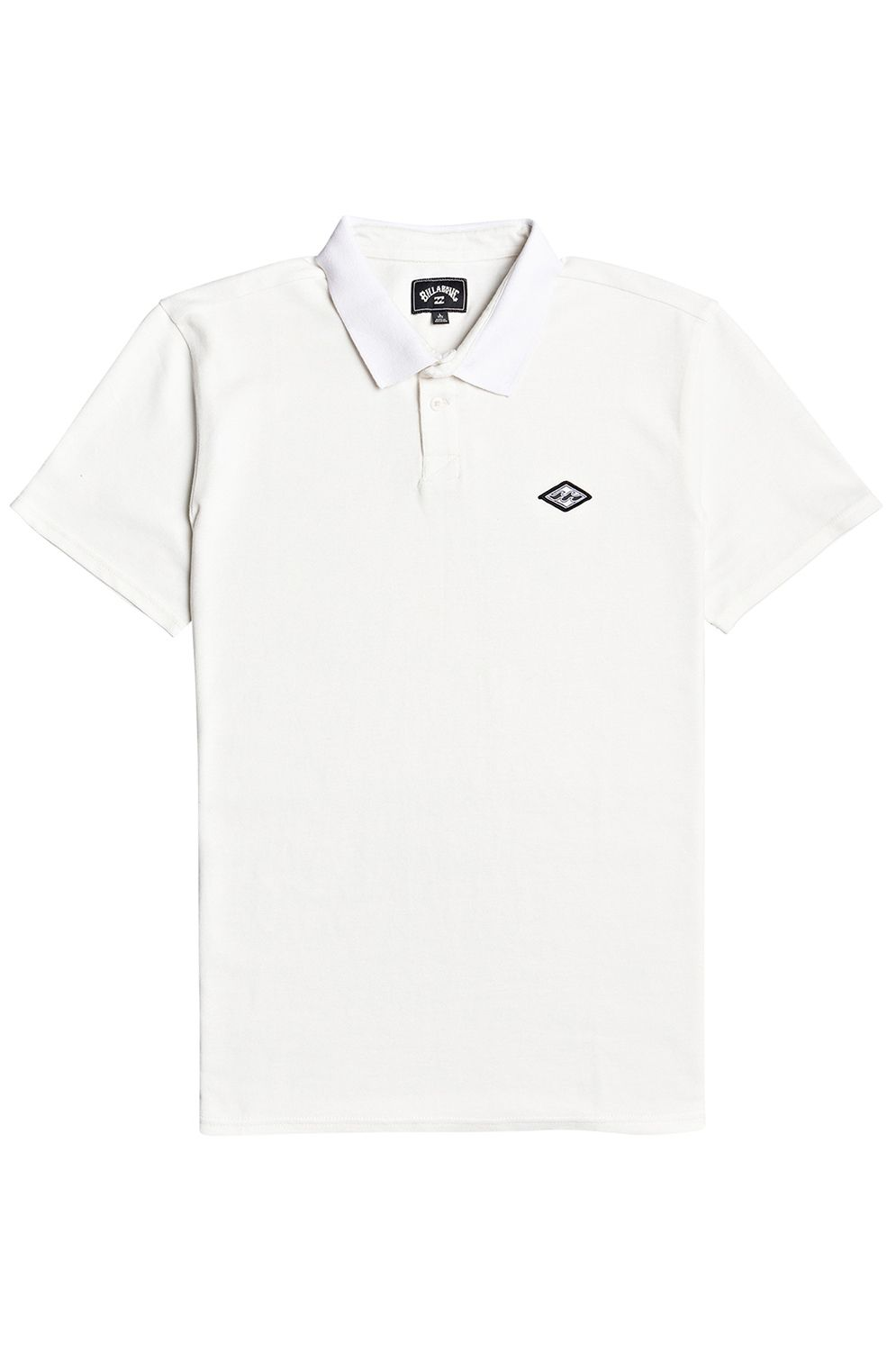 Billabong Polo    SKOOLED POLO PIQUE Off White