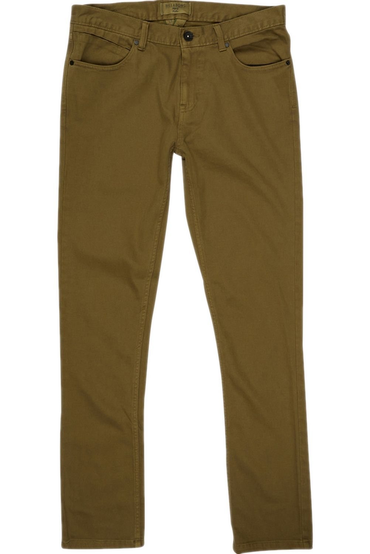 Billabong Pant Jeans SLIM OUTSIDER COLOR Camel