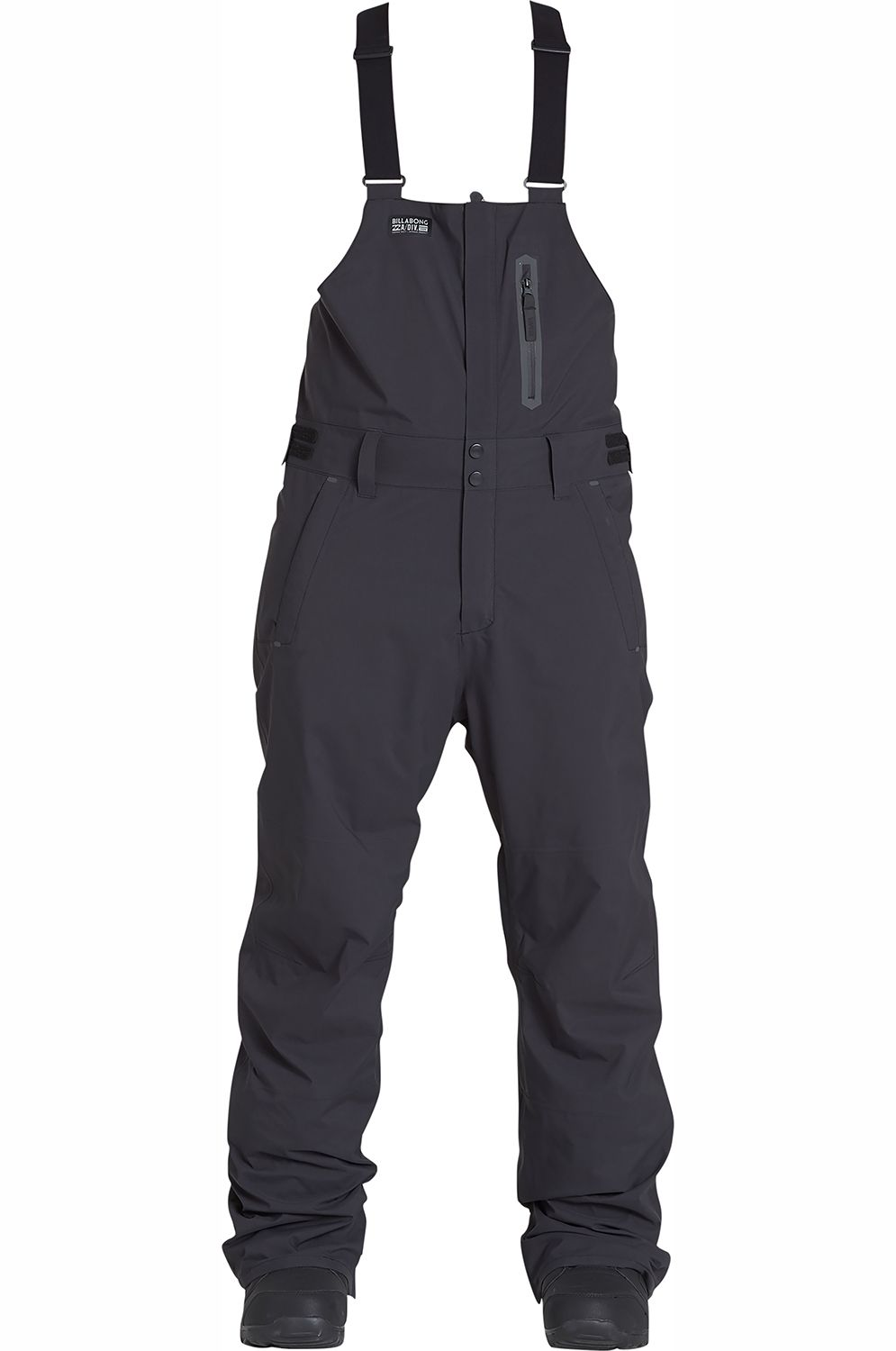 Calças Billabong NORTH WEST STX BIB Black