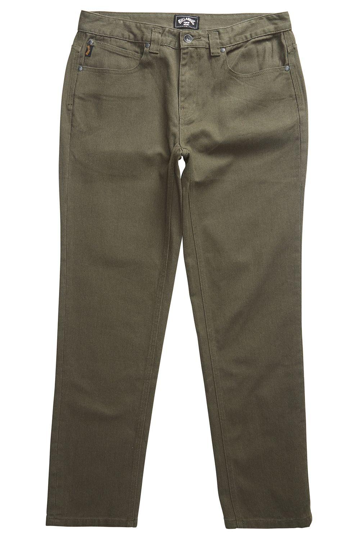 Billabong Pant Jeans FIFTY JEAN Moss