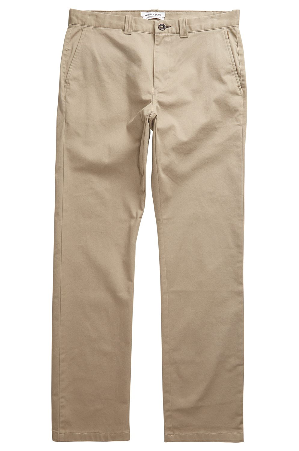 Calças Billabong CARTER STRETCH CHINO Dark Khaki