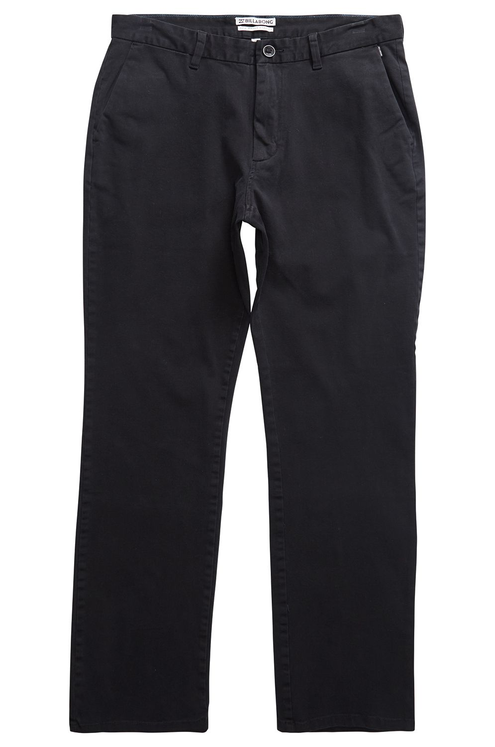 Calças Billabong NEW ORDER CHINO Black