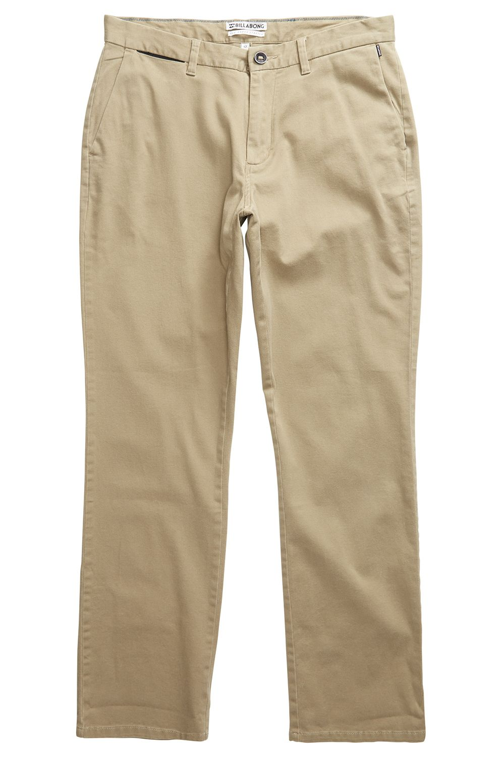 Billabong Pants NEW ORDER CHINO Gravel