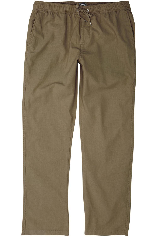 Billabong Pants LARRY CORD Dark Khaki