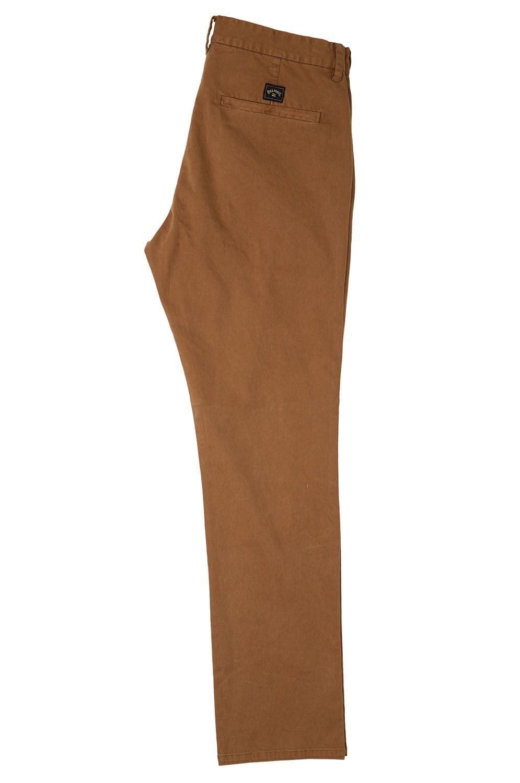 Calças Billabong 73 CHINO Rustic Brown