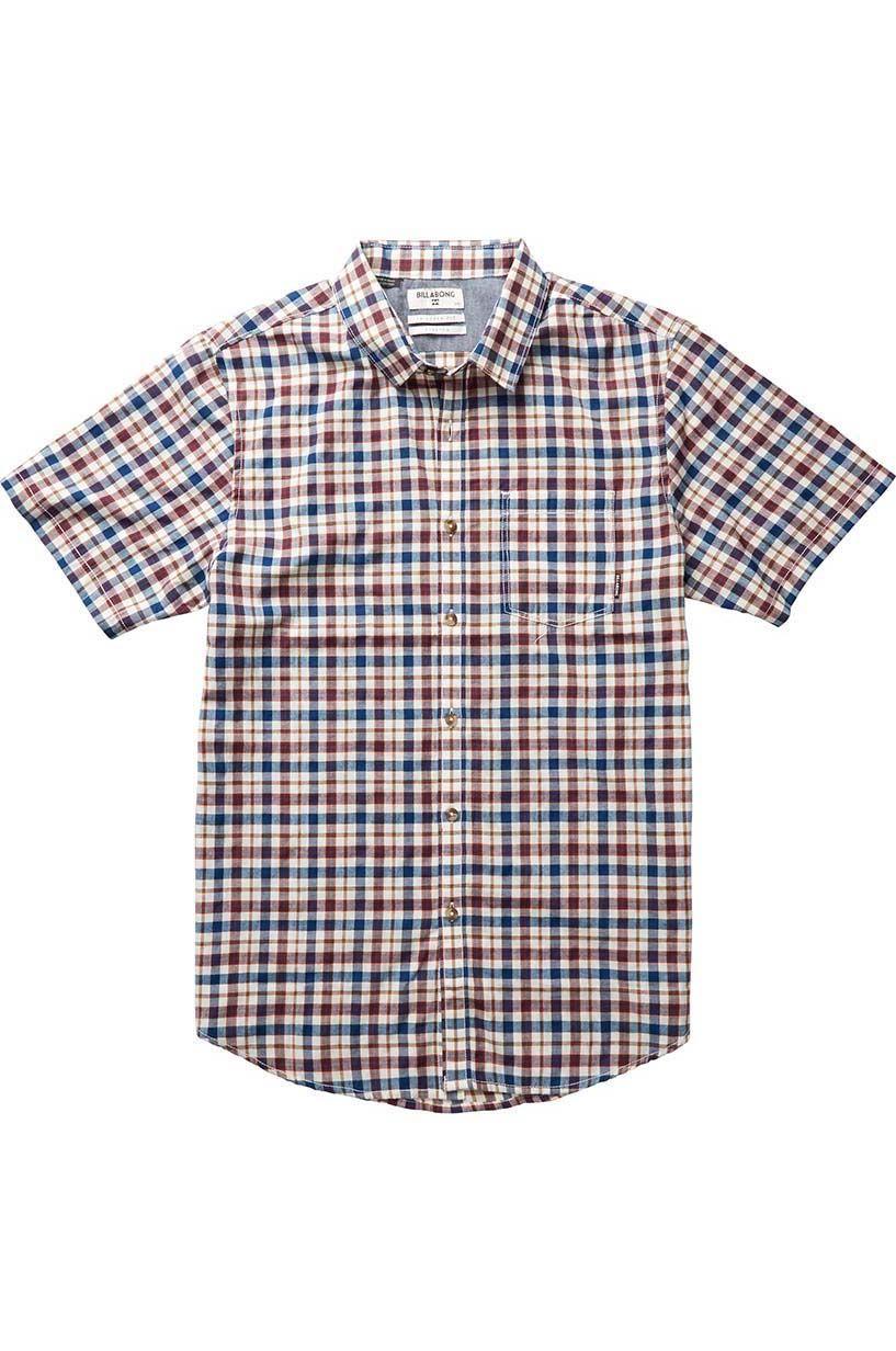 Camisa Billabong LENNOX SS Off White