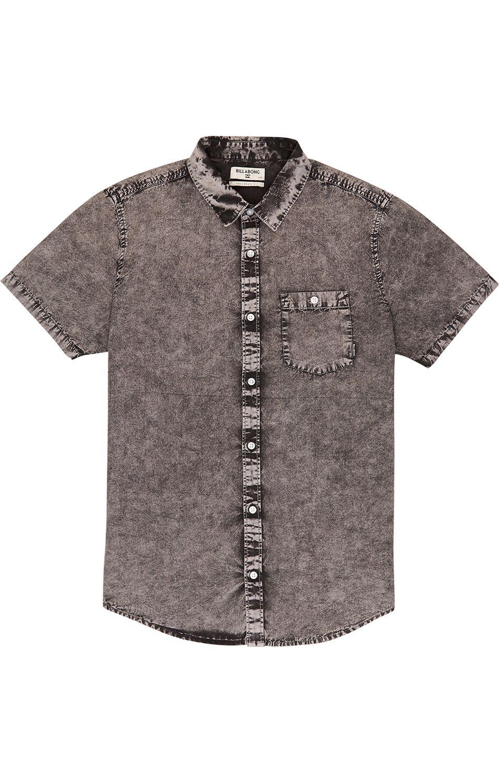 Camisa Billabong WAVEASHED Pewter