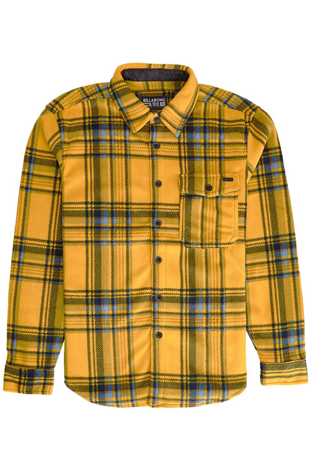 Billabong Shirt FURNACE FLANNEL ADVENTURE DIVISION Dijon