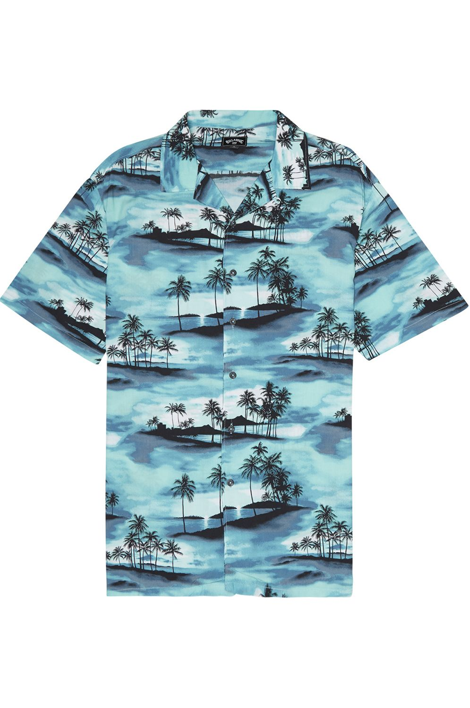 Billabong Shirt VACAY SS Aqua