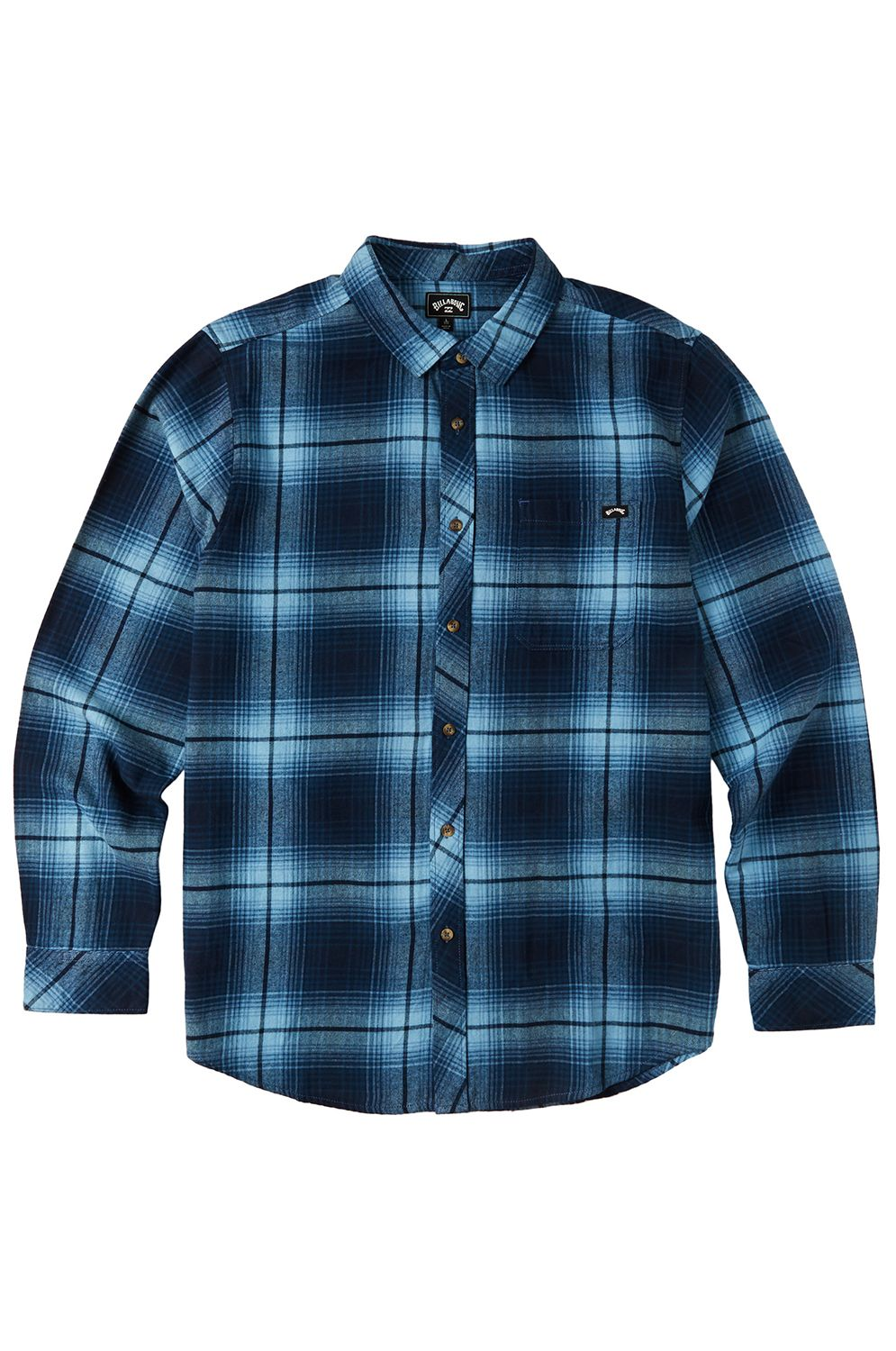 Billabong Shirt COASTLINE LS Navy