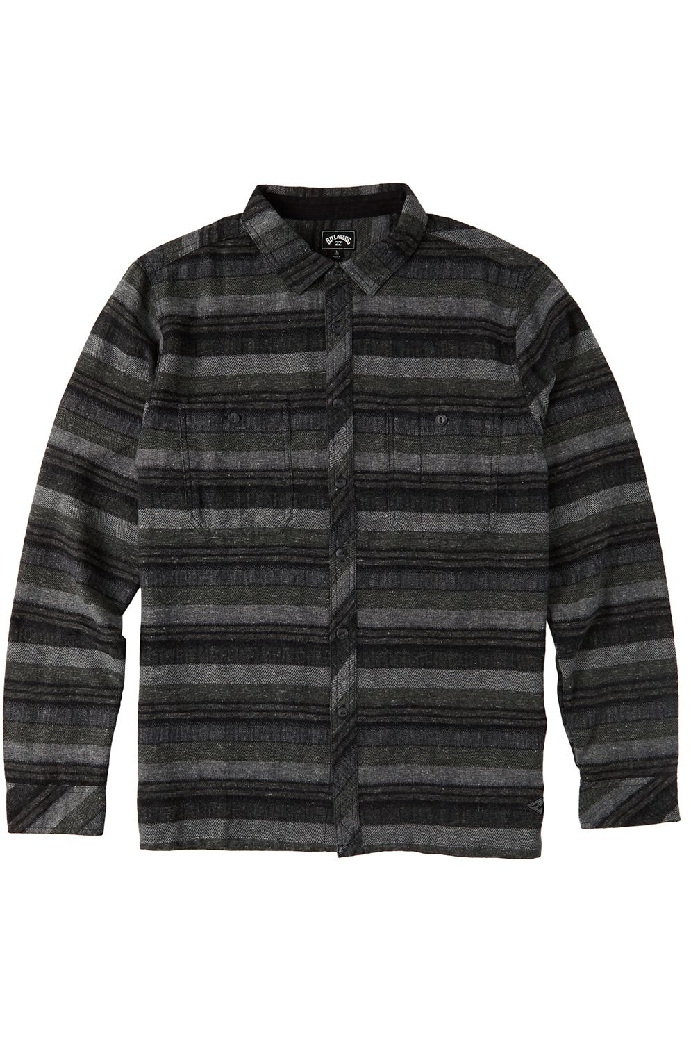 Billabong Shirt OFFSHORE LS Black