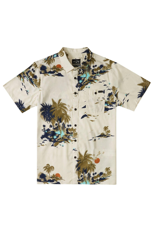 Camisa Billabong TREK SS ADVENTURE DIVISION Chino