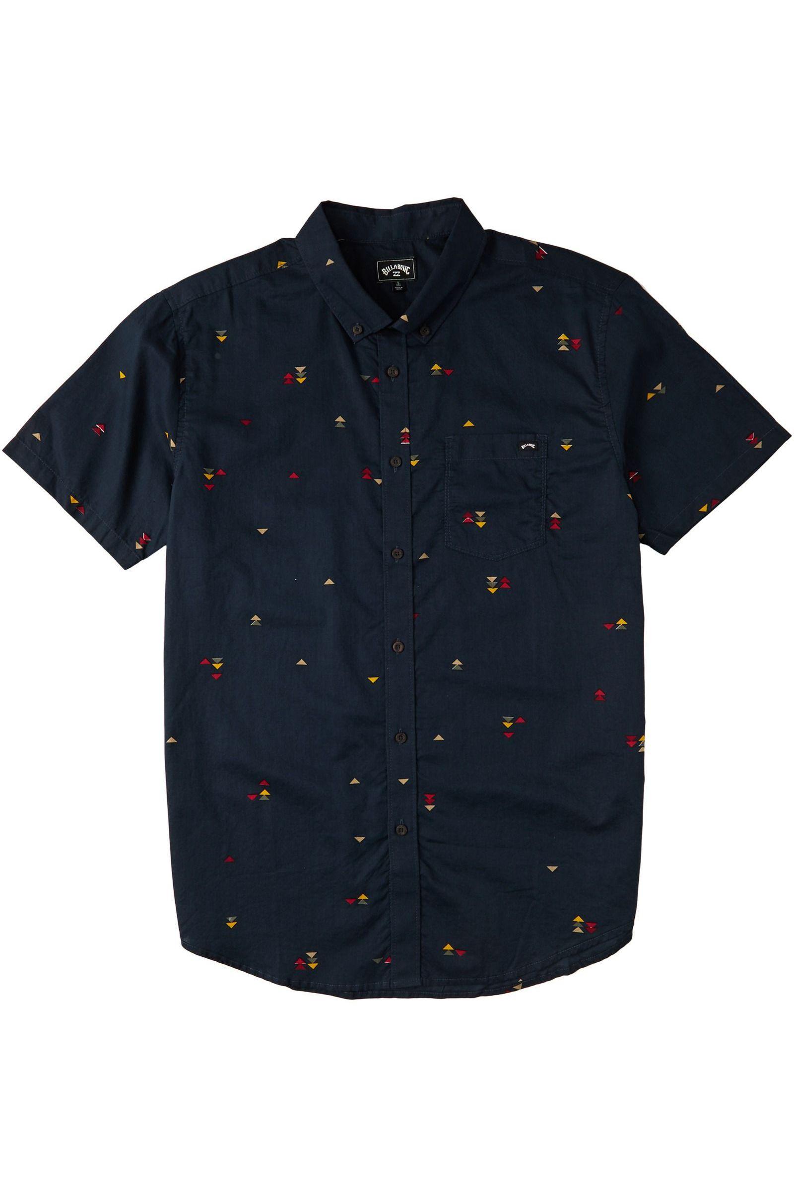Camisa Billabong SUNDAYS MINI SS Midnight