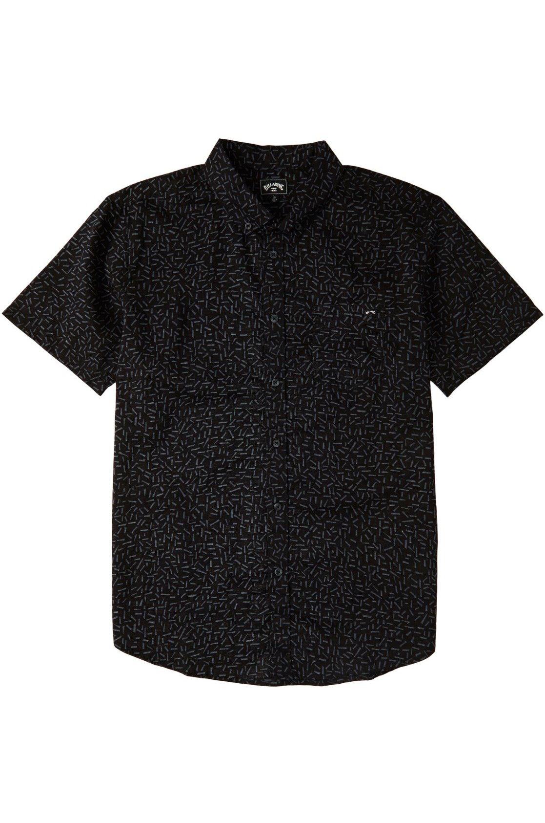 Billabong Shirt SUNDAYS MINI SS Stealth