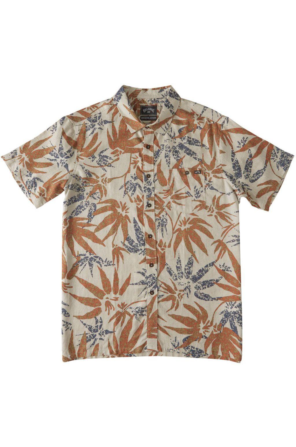 Camisa Billabong KERN HEMP SS ADVENTURE DIVISION Chino