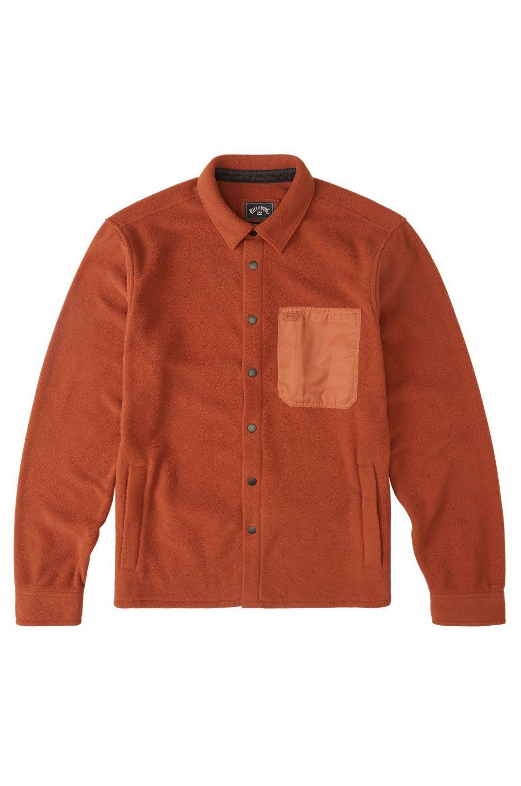 Billabong Shirt FURNACE EXPLORER ADVENTURE DIVISION Amber