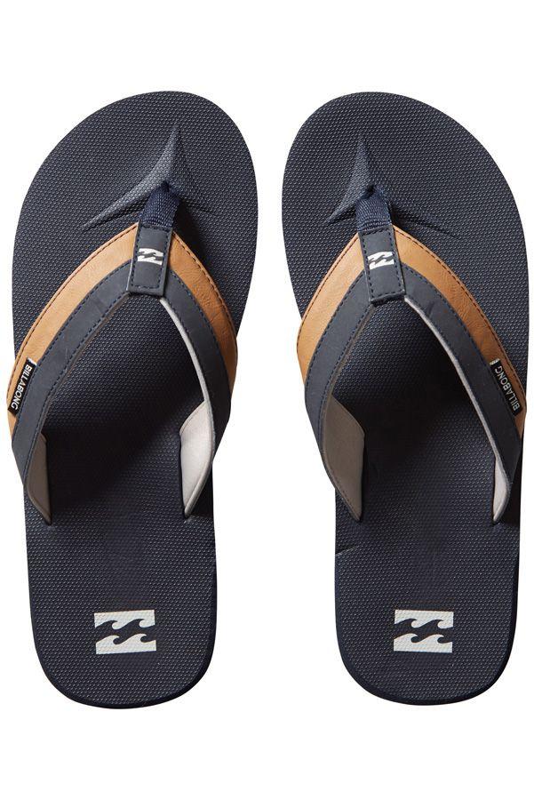 Billabong Sandals ALL DAY IMPACT Navy