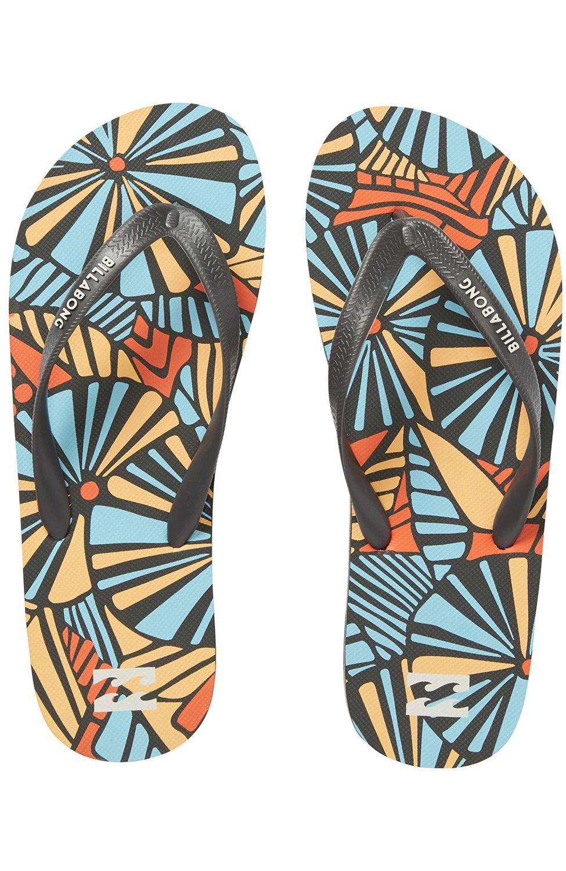 Billabong Sandals TIDES Charcoal