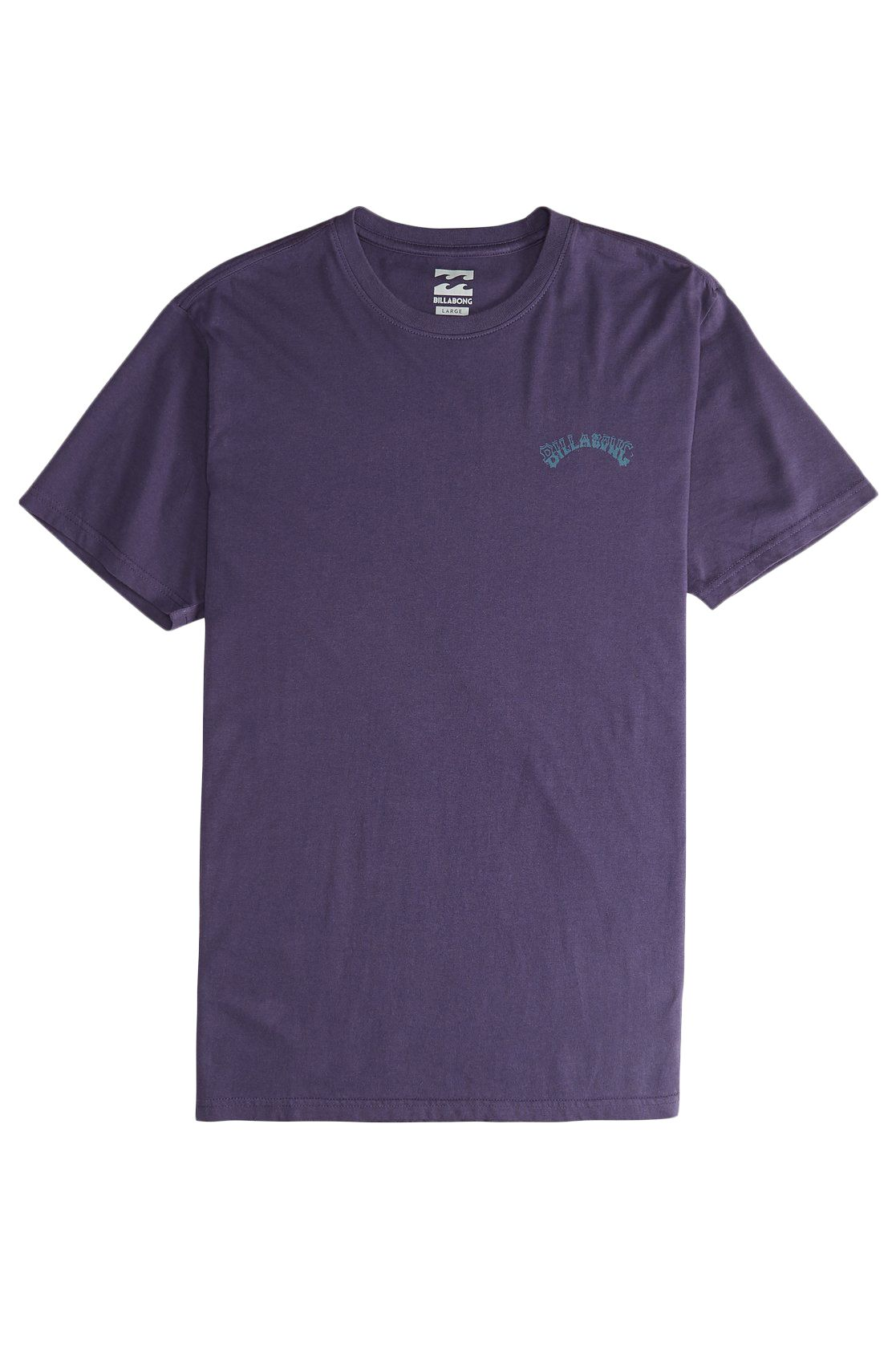 T-Shirt Billabong ICONIC Purp
