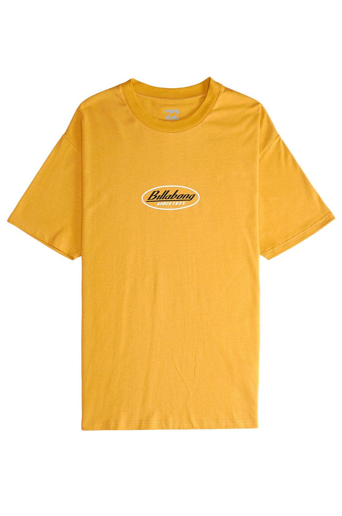 T-Shirt Billabong 97 Mustard