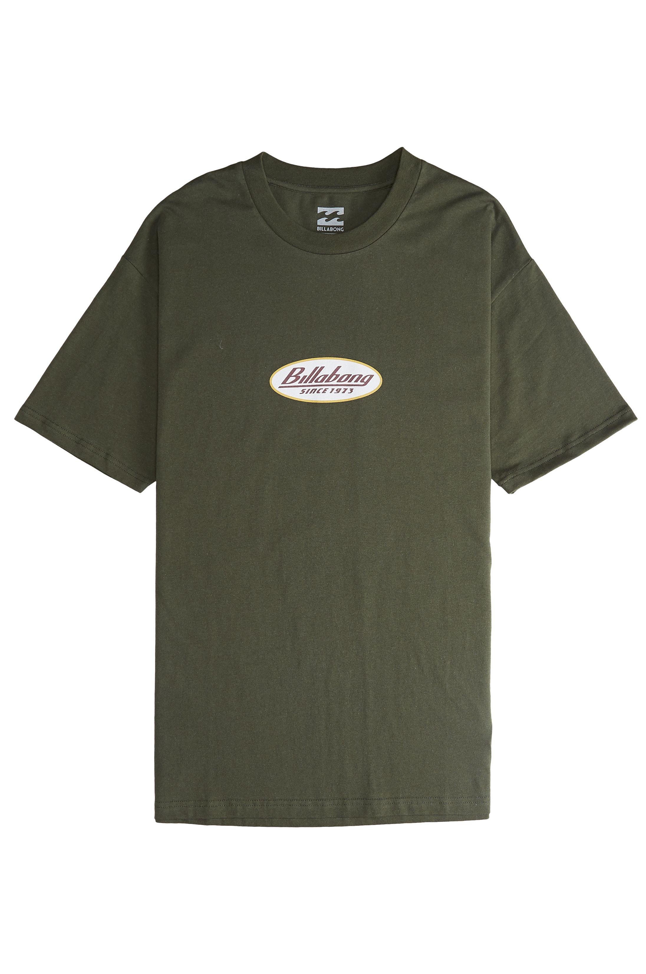 Billabong T-Shirt 97 Dark Military