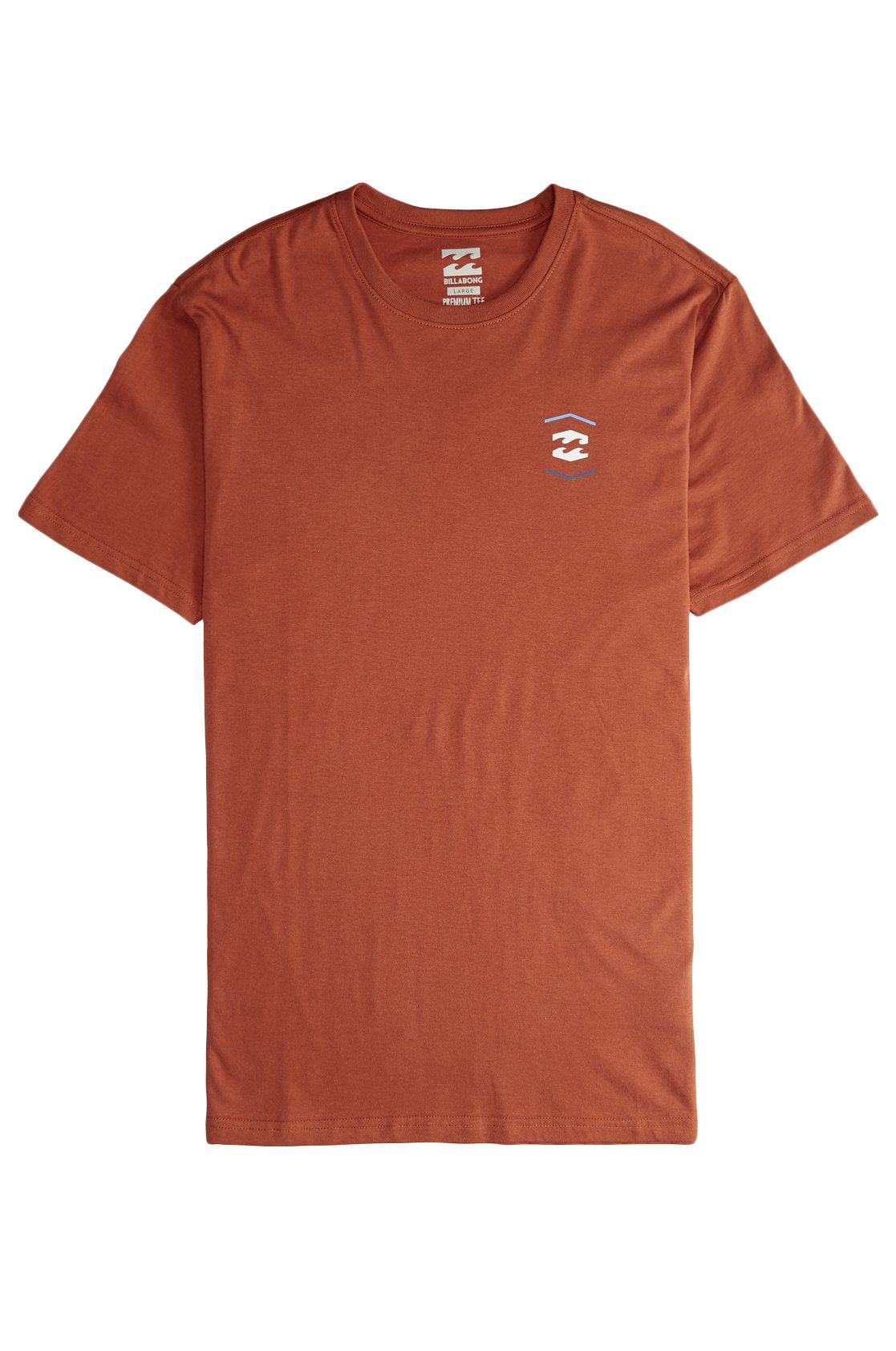 T-Shirt Billabong VISTA Sangria
