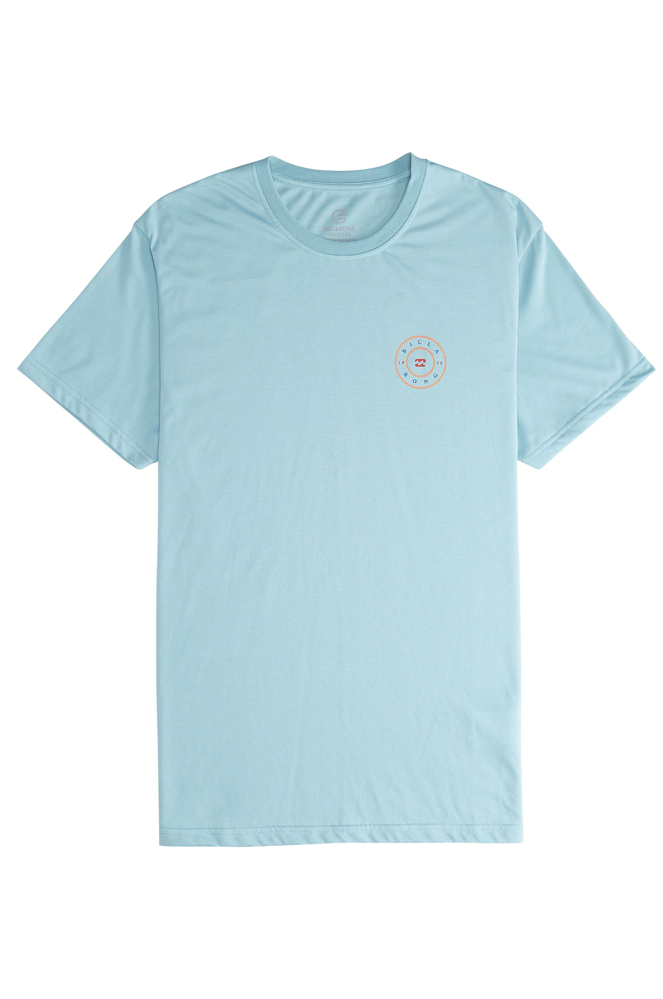 T-Shirt Billabong STARKWEATHER SS TEE ADVENTURE DIVISION Bermuda Blue