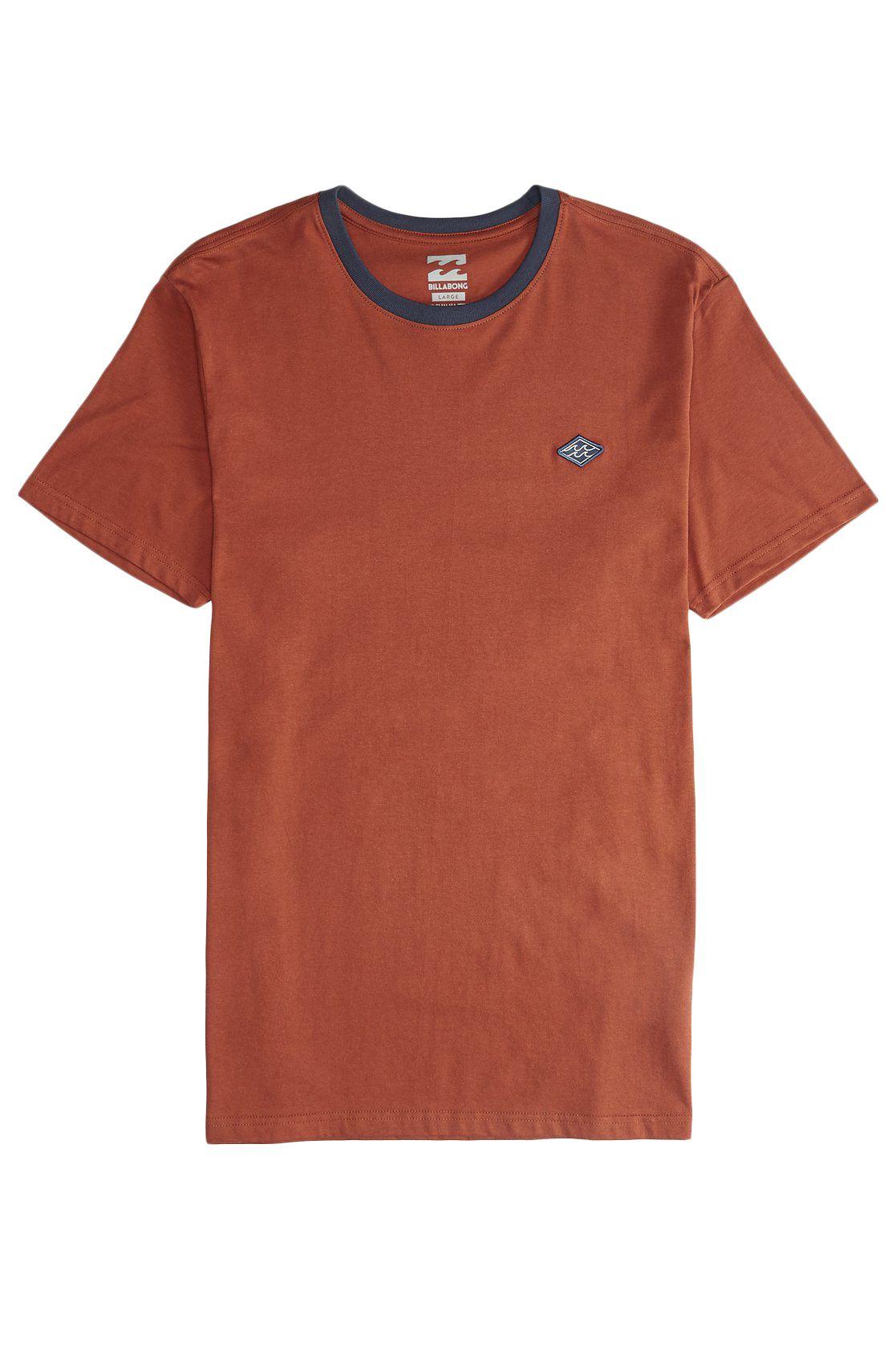 T-Shirt Billabong LEAGUE Sangria