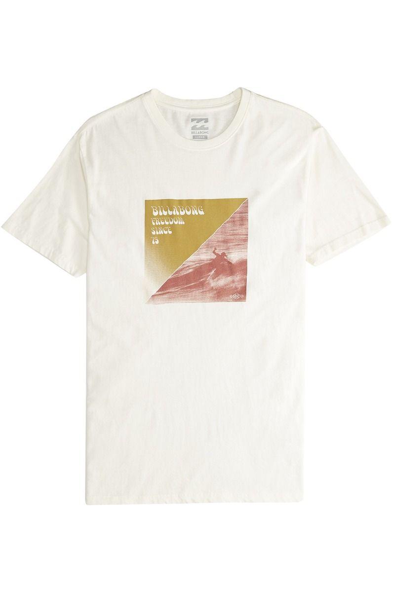 T-Shirt Billabong POSTER Snow