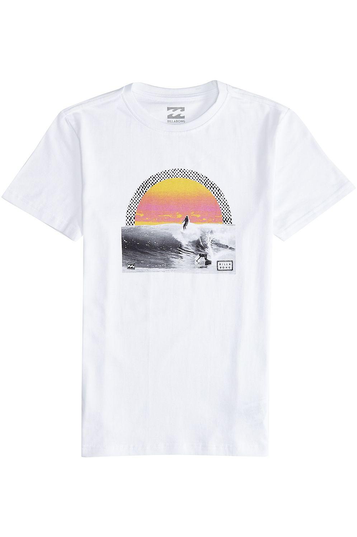 T-Shirt Billabong HIGH LINE White