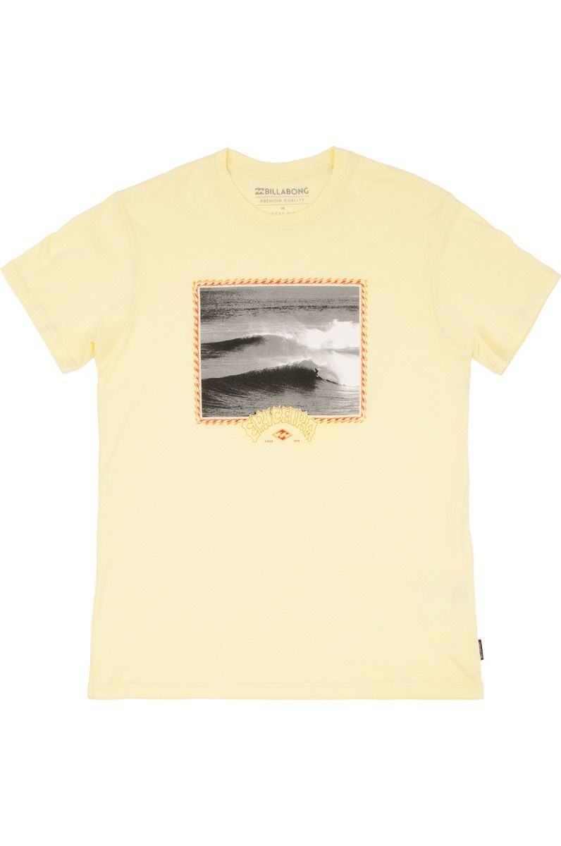 T-Shirt Billabong WAVE ERICEIRA Lemonade