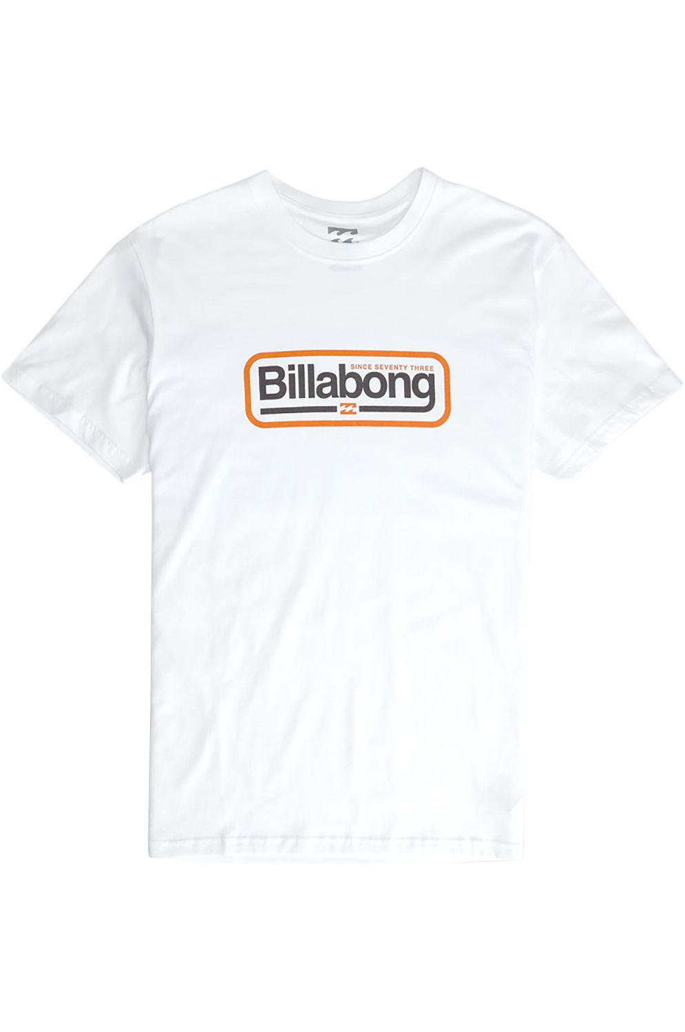 T-Shirt Billabong RIPPLE White