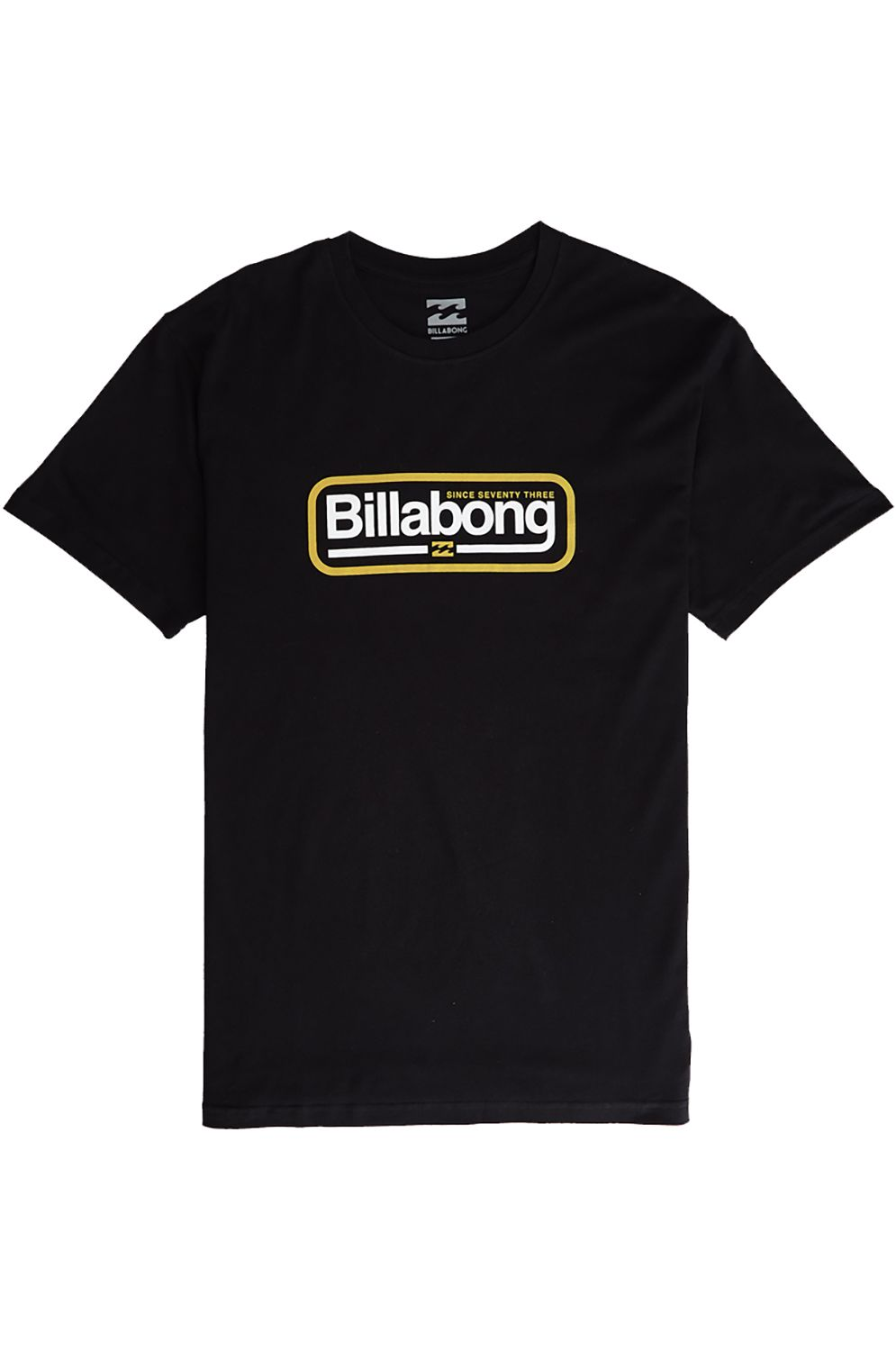 T-Shirt Billabong RIPPLE Black