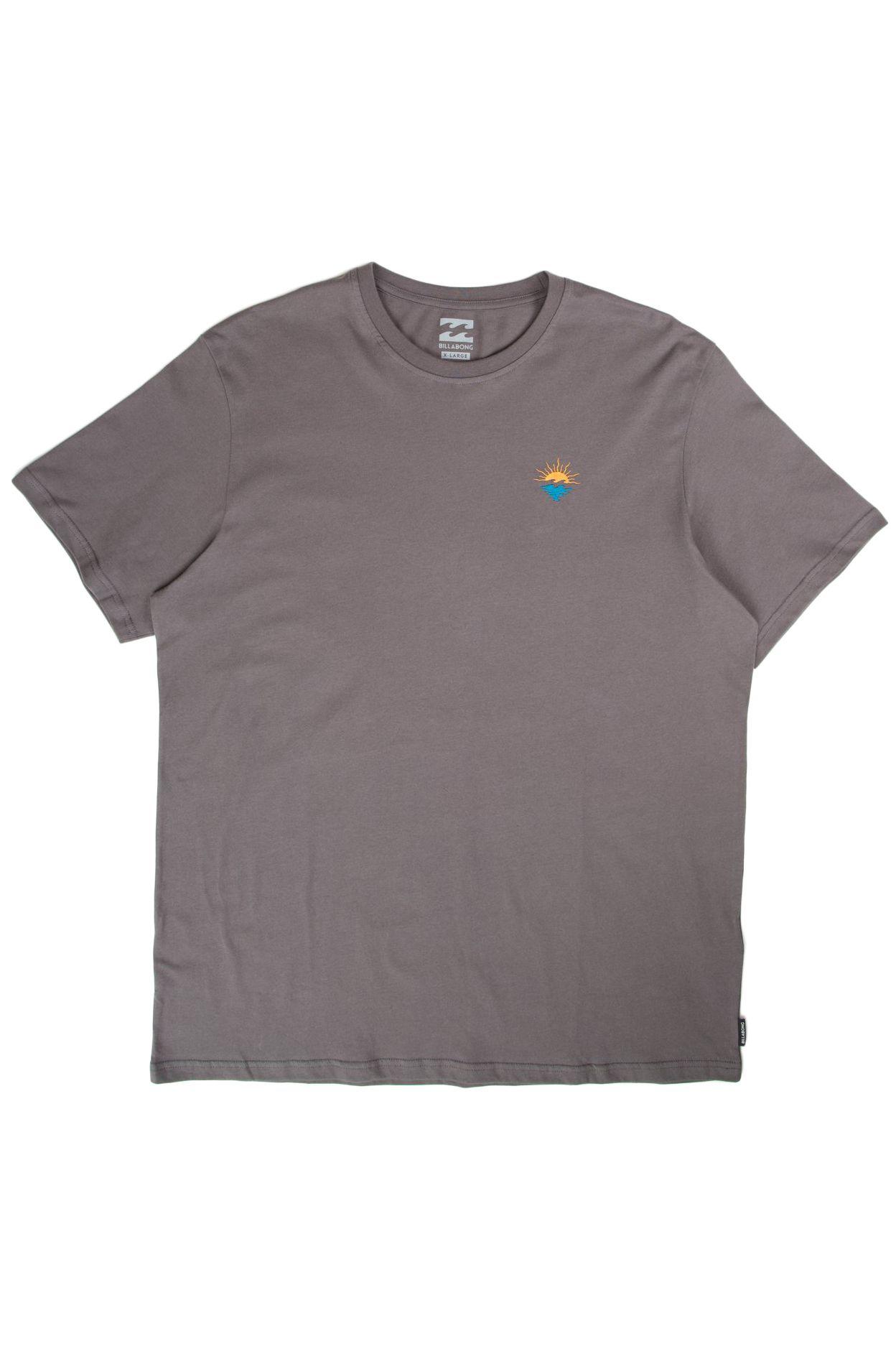 Billabong T-Shirt FAUNA Asphalt