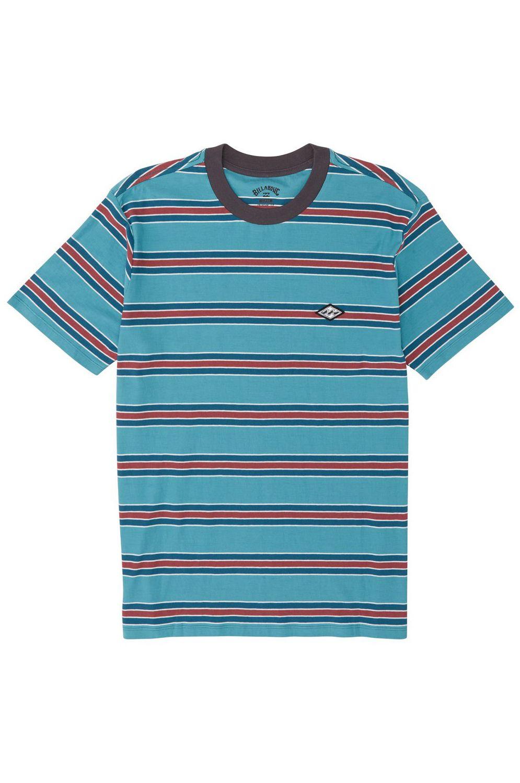 T-Shirt Billabong DIE CUT STP CREW Harbor Blue