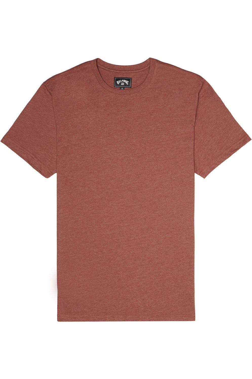 T-Shirt Billabong ALLDAY CREW Sangria