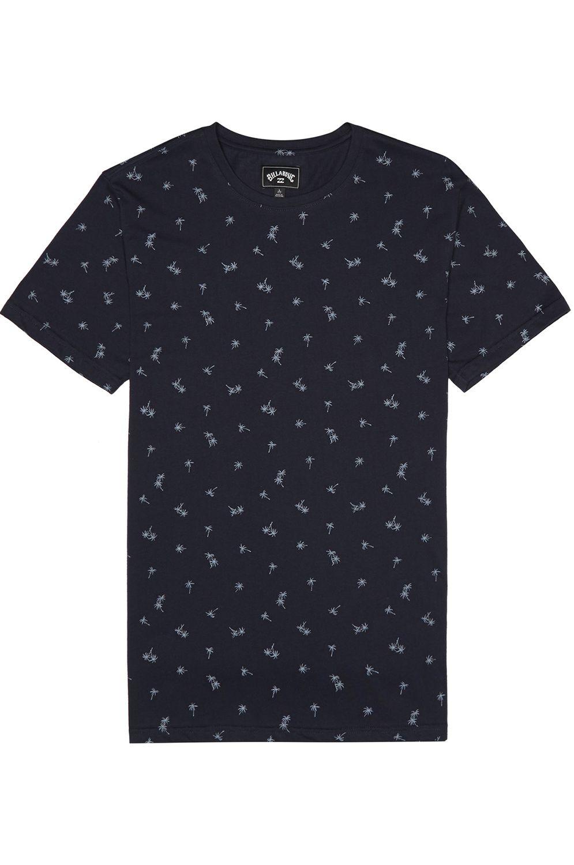 T-Shirt Billabong SUNDAY CREW Navy