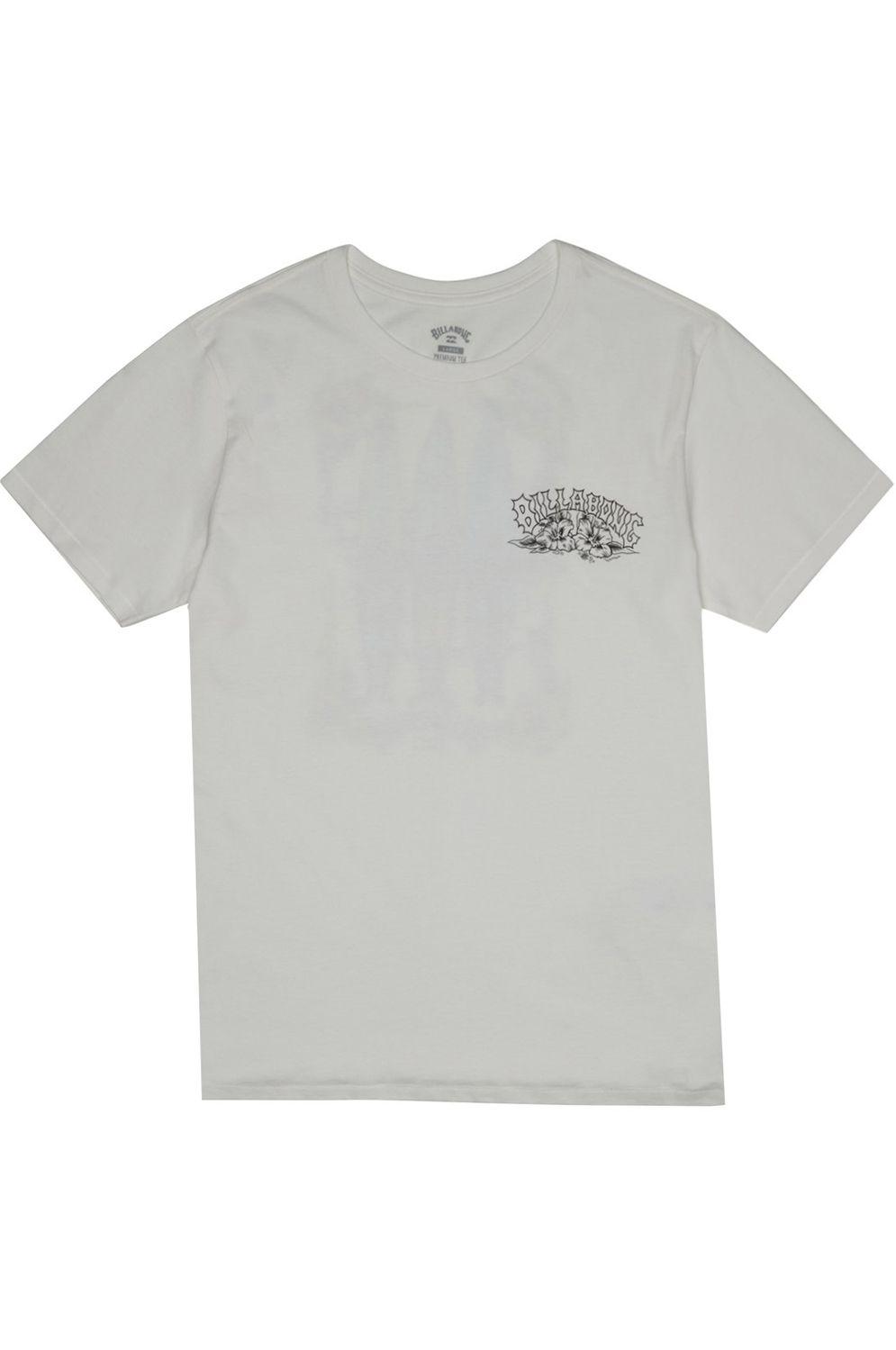 T-Shirt Billabong CHARGER Snow