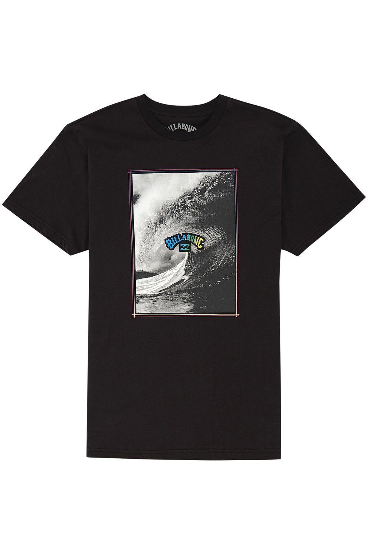 T-Shirt Billabong THE INSIDE Black