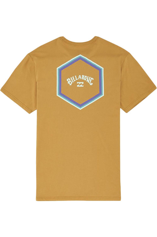 T-Shirt Billabong ACCESS Gold