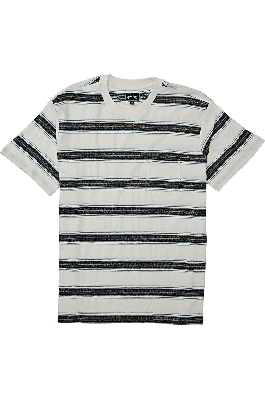 T-Shirt Billabong HAZER CREW Snow