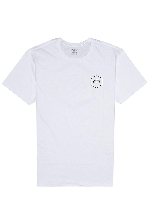 T-Shirt Billabong ACCESS White