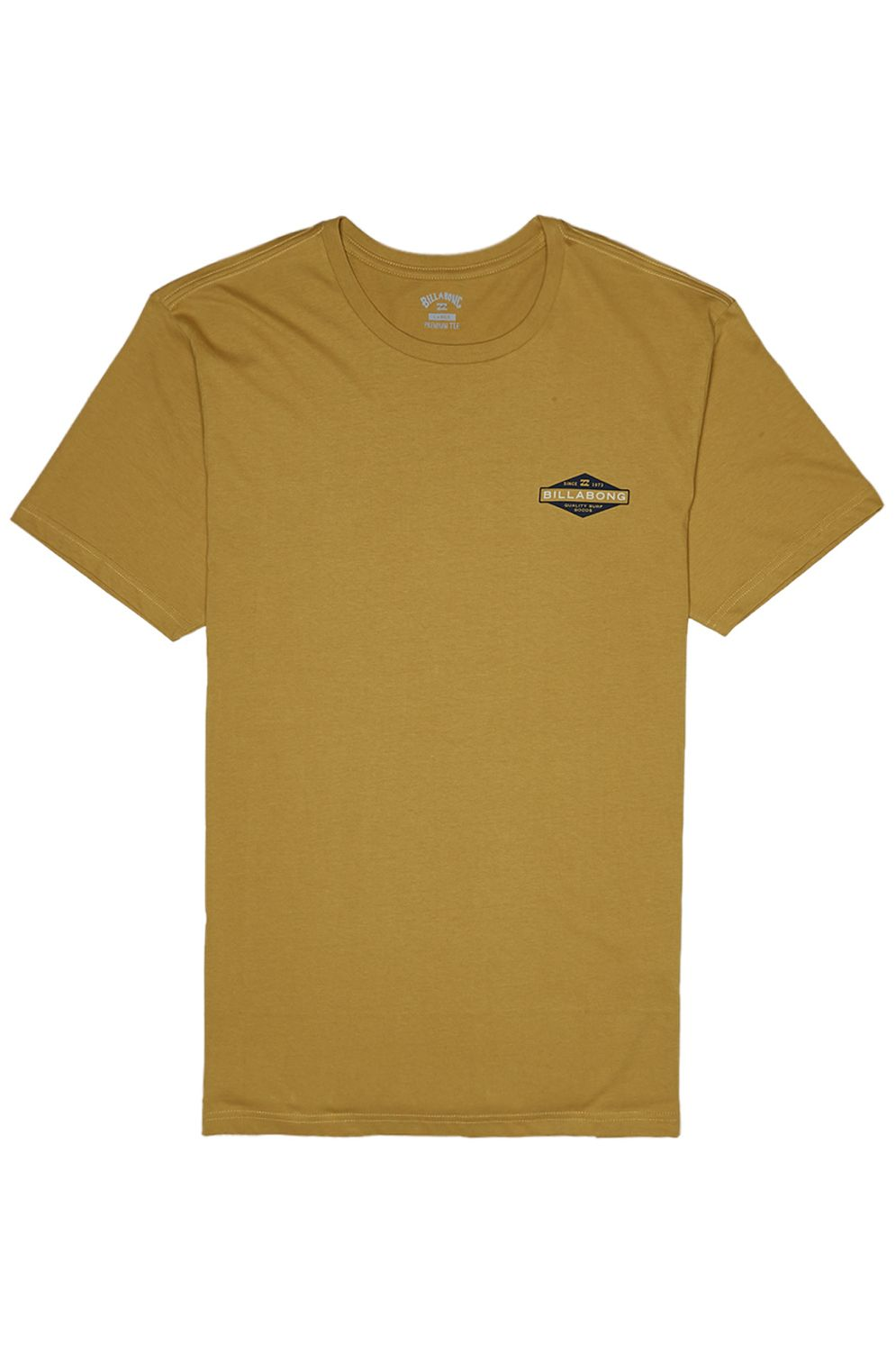 T-Shirt Billabong AUTOSHOP Gold