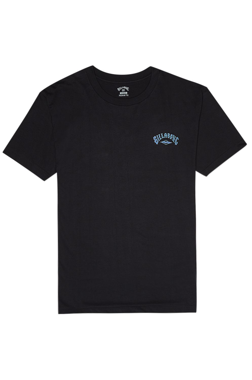 T-Shirt Billabong ARCH Black