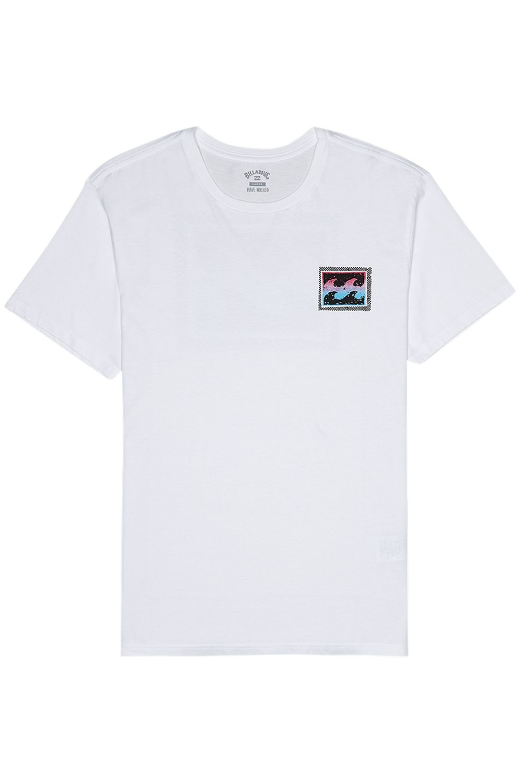 T-Shirt Billabong NOSARA White