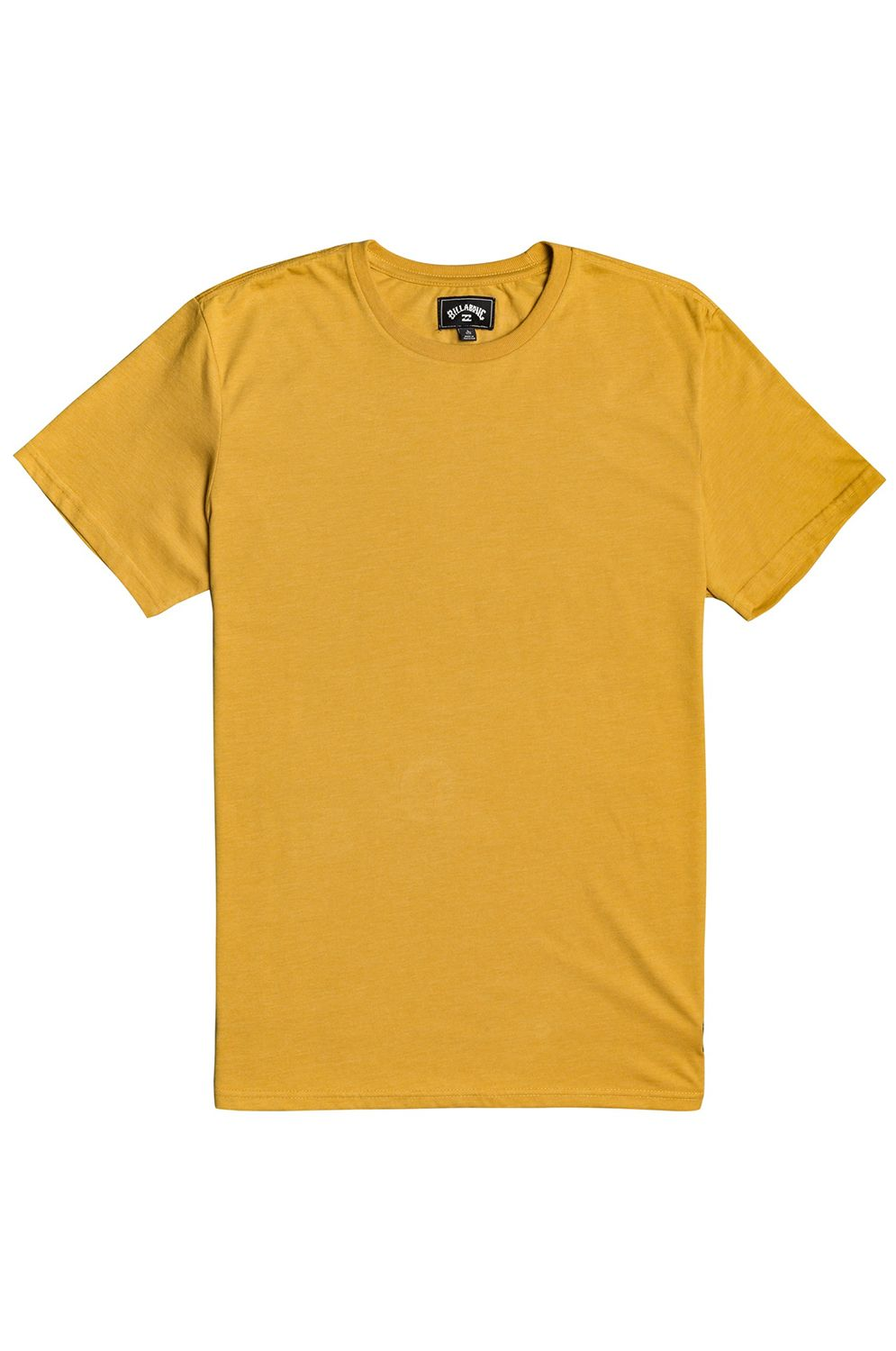 T-Shirt Billabong ALL DAY CREW SS Mustard